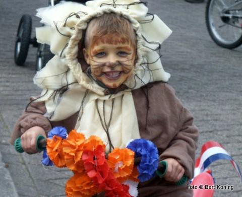Vandaag zijn er vanaf 13.30 uur kinderspelen op het voetbalveld achter de Wittstraat