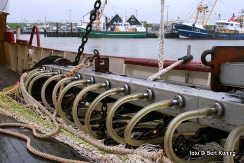 De 'Vertrouwen' van de firma P. A. van der Vis en C. Daalder uit Oosterend vertrok afgelopen maandag met de geheel nieuwe pulskor voor het eerst naar zee. De ombouw, na een lange voorbereiding, vond de afgelopen weken plaats bij scheepswerf Visser in Den Helder