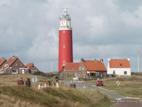 Vanaf maandag 15 juni heeft de beheerder van het voormalige lichtbaken Eierland,  de Stichting Texels Museum,  er een nieuwe publiekstrekker bij op het meest noordelijke puntje van het eiland. Met de dagelijkse openstelling verwacht men er jaarlijks zeker zo'n 30 tot 50.000 bezoekers.
