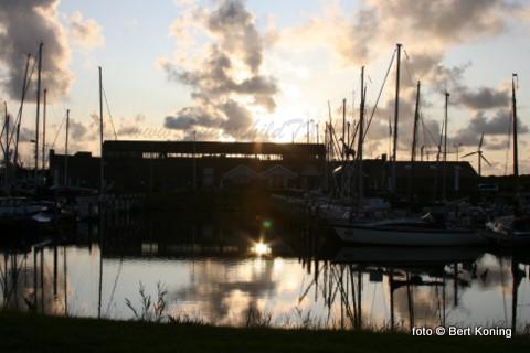 Voor Texelaars is er vandaag gratis entree op de Ark van Noach in de haven van Oudeschild.