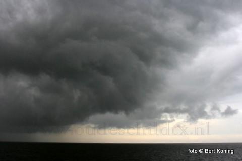 De weersverwachting voor zaterdag 14 november.