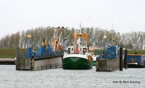 Onder de naam Ocean Dancer uit Panama meerde sinds 2002 de voormalige Lida Marco van Adrie Hutjes weer af op Texel voor een dokbeurt. De Ocean Dancer is inmiddels weer doorverkocht door Hoekman naar Algerije, alwaar het als hoteschip voor duikers en monteurs in gebruik gaat. Voor deze lange reis werd het eerst donderdagavond door Aad van der Knaap(l) en Kees Pol via Hoek (van Holland) naar Zaltbommel gevaren.
