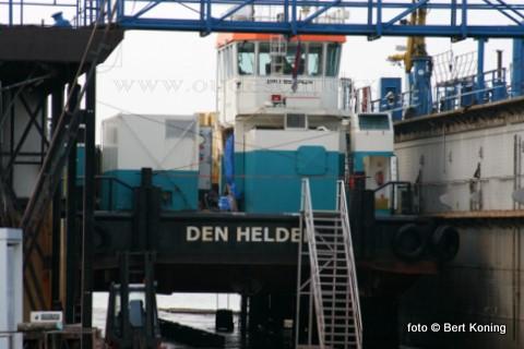 Afgelopen week lag het 39 meter lange supportvaartuig Coastel Enterprice van Rederij Acta Waterweg uit Den Helder in dok bij Visser - Texel. Het vaartuig met zijn slechts 1,30 meter diepte wordt ondermeer in ondiep water ingezet voor de aanleg of het onderhoud van communicatie- gas of electraleidingen. In het dok hier werd de schroef gewisseld en vond een OWS inspectie plaats.